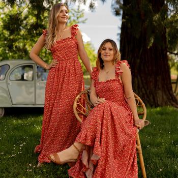 Vêtements Femme Robes longues Céleste AURORE