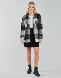 Abbigliamento Donna Giacche / Blazer Volcom SILENT SHERPA JACKET