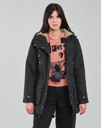 Abbigliamento Donna Parka Volcom WALK ON BY 5K PARKA
