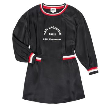 Abbigliamento Bambina Abiti corti Karl Lagerfeld RUBIS