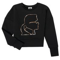 Abbigliamento Bambina Felpe Karl Lagerfeld CORNALINE