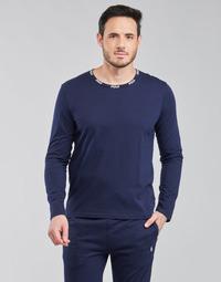 Abbigliamento Uomo T-shirts a maniche lunghe Polo Ralph Lauren CREEW SLEEP TOP