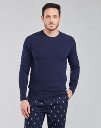 Abbigliamento Uomo T-shirts a maniche lunghe Polo Ralph Lauren LS CREW SLEEP TOP