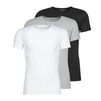 Vêtements Homme T-shirts manches courtes Tommy Hilfiger STRETCH TEE X3
