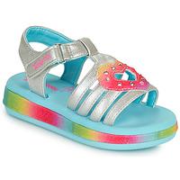 Schuhe Mädchen Sandalen / Sandaletten Skechers SUNSHINES/FAIRY HEARTS Bunt