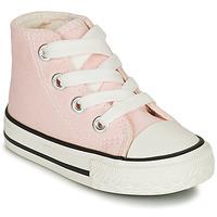 Scarpe Bambina Sneakers alte Citrouille et Compagnie NEW 19