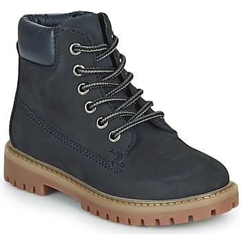 Chaussures Garçon Boots Citrouille et Compagnie PACITO