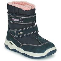 Chaussures Garçon Bottes de neige Citrouille et Compagnie POUDOU