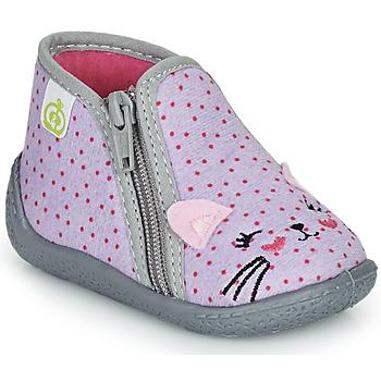 Chaussures Fille Chaussons Citrouille et Compagnie PASTA