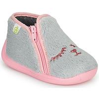 Chaussures Fille Chaussons Citrouille et Compagnie PRADS