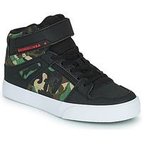 Chaussures Garçon Baskets montantes DC Shoes PURE HIGH-TOP EV