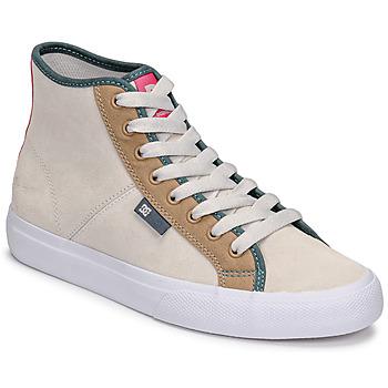 Chaussures Femme Baskets montantes DC Shoes MANUAL HI SE