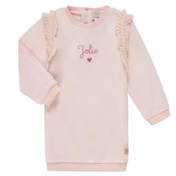 Abbigliamento Bambina Abiti corti Carrément Beau ABRICOT