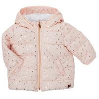 Abbigliamento Bambina Piumini Carrément Beau ACAJOU