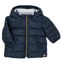 Abbigliamento Bambina Piumini Carrément Beau AIGUE-MARINE