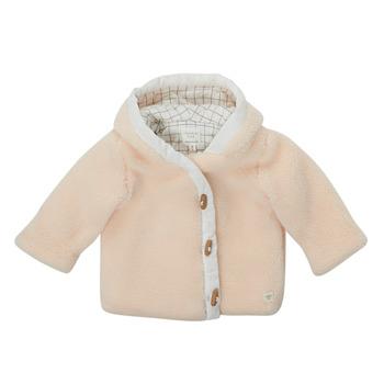 Abbigliamento Bambino Cappotti Carrément Beau AMARANTE