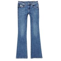 Vêtements Fille Jeans bootcut Diesel LOWLEEH