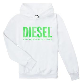 Vêtements Enfant Sweats Diesel SDIVISION LOGOX OVER