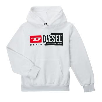 Abbigliamento Unisex bambino Felpe Diesel SGIRKHOODCUTYX OVER