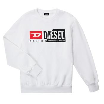 Abbigliamento Unisex bambino Felpe Diesel SGIRKCUTY OVER