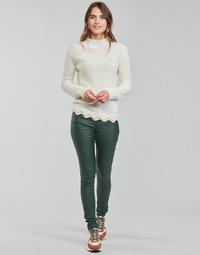 Vêtements Femme Pantalons 5 poches Vila VICOMMIT