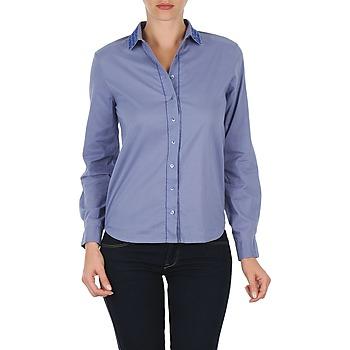 Kleidung Damen Hemden Antik Batik ARNOLD Blau