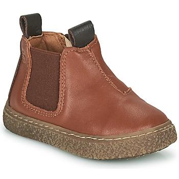 Chaussures Garçon Boots Citrouille et Compagnie PESTACLE