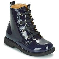 Chaussures Fille Boots Citrouille et Compagnie HEMANU