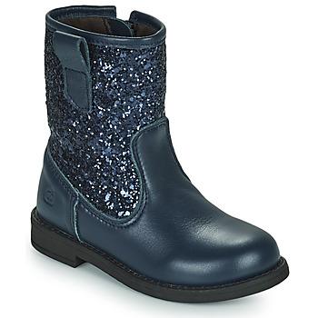 Chaussures Fille Boots Citrouille et Compagnie JUCKER