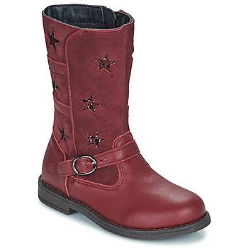 Chaussures Fille Bottes ville Citrouille et Compagnie HANDRE