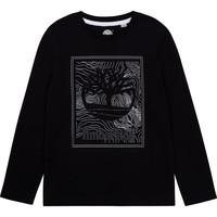 Abbigliamento Bambino T-shirts a maniche lunghe Timberland BAGIRI