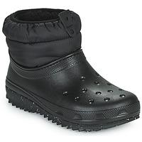 Chaussures Femme Bottes de neige Crocs CLASSIC NEO PUFF SHORTY BOOT W