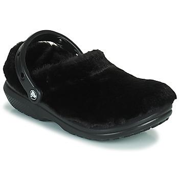 Chaussures Femme Sabots Crocs CLASSIC FUR SURE