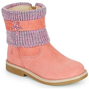 Chaussures Fille Boots Citrouille et Compagnie PASTEK