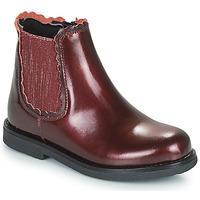 Chaussures Fille Boots Citrouille et Compagnie PRAIRIE