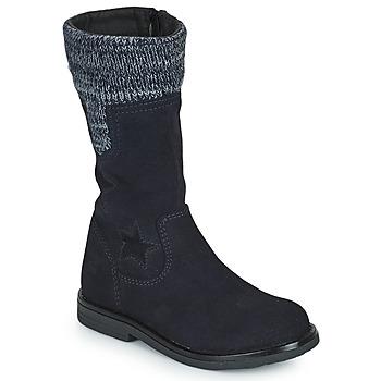 Chaussures Fille Bottes ville Citrouille et Compagnie PRARA