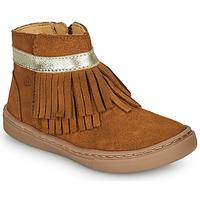 Chaussures Fille Boots Citrouille et Compagnie PIDOUTE