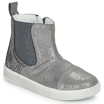 Chaussures Fille Boots Citrouille et Compagnie PIMANE