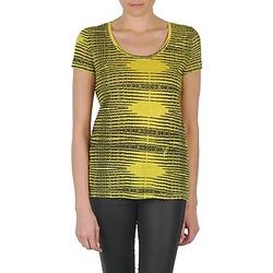 Abbigliamento Donna T-shirt maniche corte Eleven Paris DARDOOT Giallo