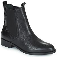 Chaussures Femme Boots JB Martin OFFRIR VTE NOIR DTV / GOMME