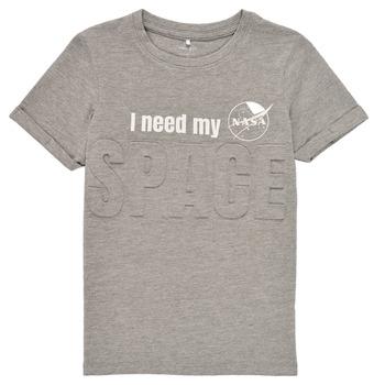 Abbigliamento Bambino T-shirt maniche corte Name it NKMNASA HAMPUS SS TOP NAS