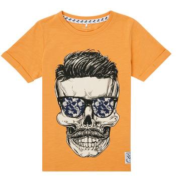 Vêtements Garçon T-shirts manches courtes Name it NKMKSOYTAN SS TOP