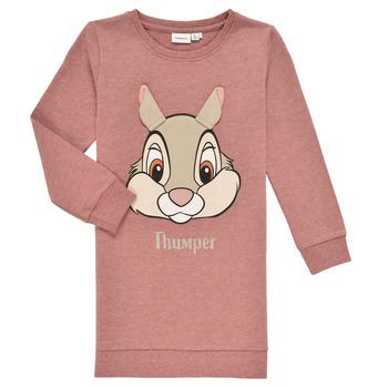 Vêtements Fille Sweats Name it NMFTHUMPER DAHLIA LS SWE