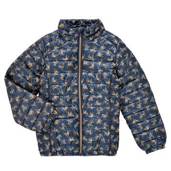 Abbigliamento Bambina Piumini Name it NKFMENE FLOWER JACKET