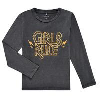 Abbigliamento Bambina T-shirts a maniche lunghe Name it NKFNEBEL LS TOP
