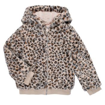 Vêtements Fille Blousons Name it NMFMADDIE FAUX FUR JACKET