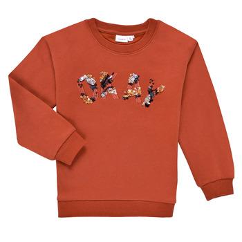 Abbigliamento Bambina Felpe Name it NKFOCALI LS SWEAT