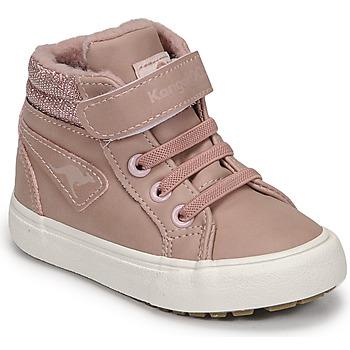 Chaussures Fille Baskets montantes Kangaroos KAVU III