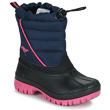 Chaussures Fille Bottes de neige Kangaroos K-BEN
