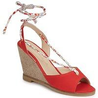 Schuhe Damen Sandalen / Sandaletten Petite Mendigote BLONDIE Rot